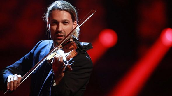 دیوید گرت نوازنده چیره دست ویولن