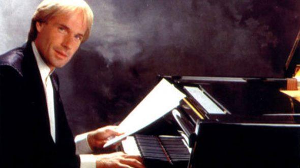 ریچارد کلایدرمن نوازنده مشهور پیانو