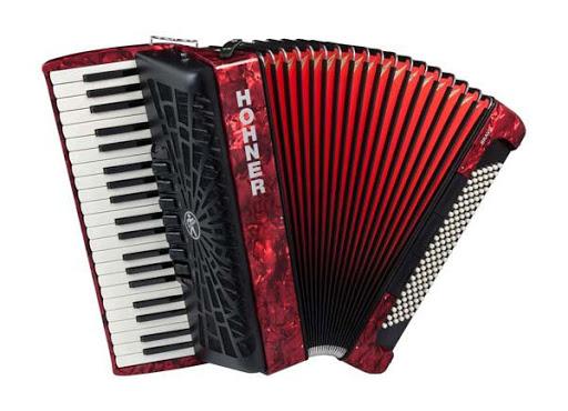 آکاردیون پیانویی