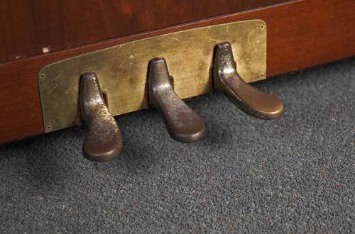 پدال ساستین و انواع و نحوه استفاده از آن برای نواختن پیانو