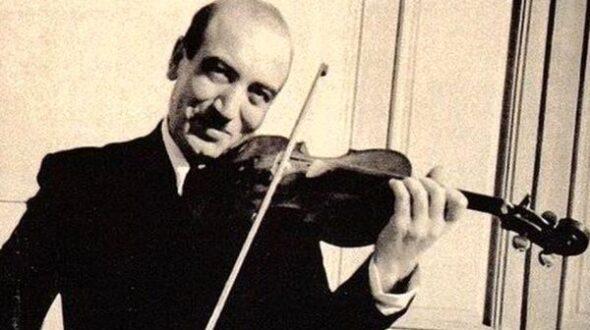 ابولحسن صبا چهره برجسته موسیقی ایران