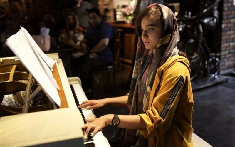 گفتگو با هنرجویان موفق : پارمین واضح