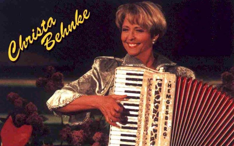 آلبوم آکاردئون از کریستا بنکه Christa Behnke